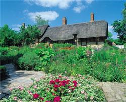 Ann Hathaway's cottage.