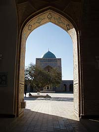 Doorway in Samarkand