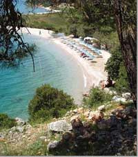 A beautiful cove outside Akyaka