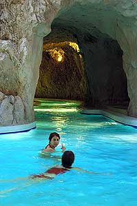 Hungary's thermal caves