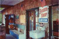 the general store in Micanopy