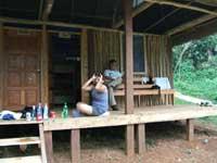 Mayan Camp near Finca Paraiso