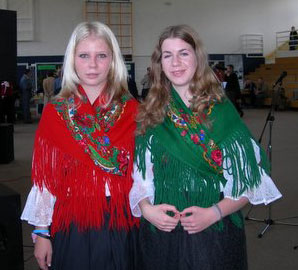 Croatian Native Dress