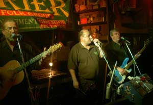 The nightlife at Fibber Magees - photo by Max Hartshorne
