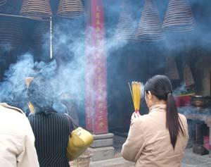 The Kun Iam Temple