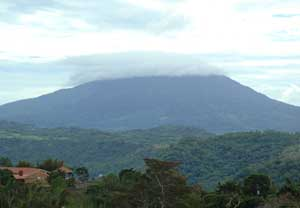 Nicaragua's topography is lush, dotted with volcanoes.