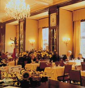 Turin has the best selection of international restaurants in Italy.