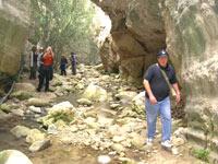 Avakas gorge, western Cyprus.
