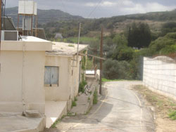 You see solar panels atop most houses in Cyprus.