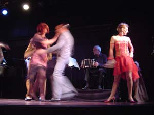 Doing the tango in Buenos Aires. photos by Sony Stark.