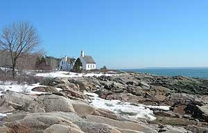 The coast of St. Lawrence - photos by Kent E. St. John