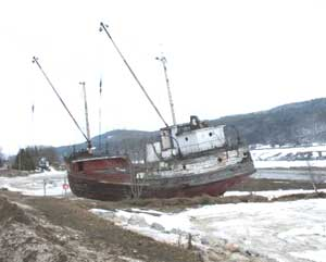 Local ship