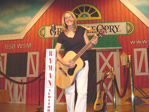 Nashville's hot new star
