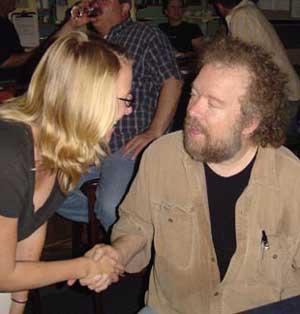 Sony meets songwriter Don Schlitz
