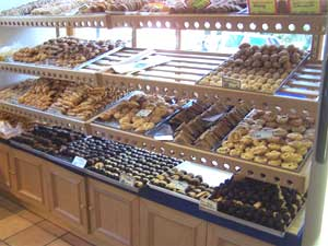 Bakeries in Thessaloniki are famed for their rich and tasty offerings.