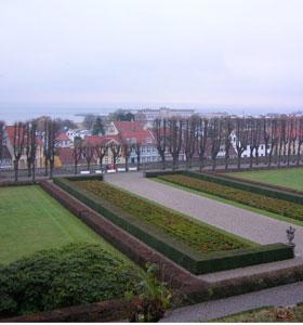 Overlooking Helsingor