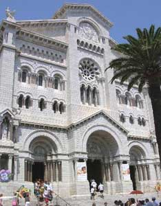 The Monaco Cathedral