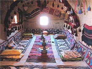 A dwelling in Haran