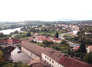 The view from Tui Cathedral