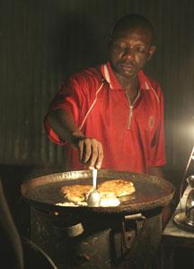 Cooking Zanzibar-style