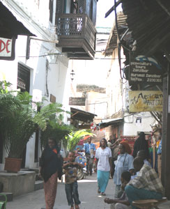 The Stone Town