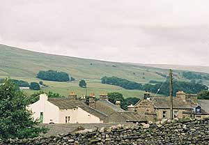The view from Hawes