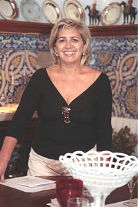 Maria Manuel Cyrne, the happiest woman in Portugal