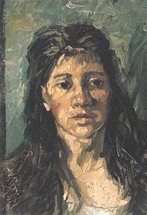 Van Gogh's 'Head of a Woman'