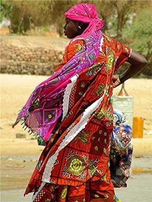 A Malian beauty