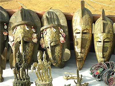 Malian masks