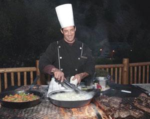 Chef Kirt Martin