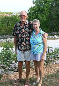 Peter and Betty Oxley