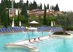 The Acquaria Spa Center in Sirmione