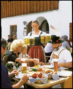 Visiting Upper Bavaria: Hospitality With a Heart