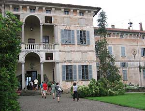 Villa on Isola Madre