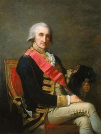 Admiral George Rodney
