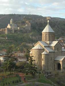 Georgia is a nation of churches.