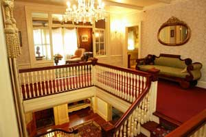Upstairs at the Berry Manor Inn