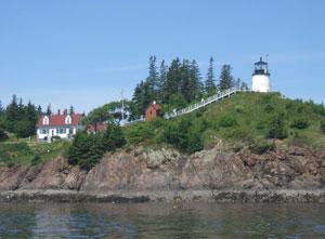 The Owl's Head Lighthouse