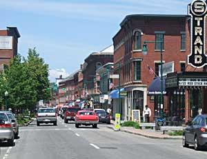 Downtown Rock City, USA