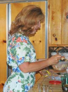 Barbara Cohen of the Shore House