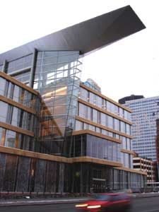 Minneapolis Central Library - photo by R. McFarland
