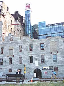 The Mill City Museum - photo by Kelly Westhoff
