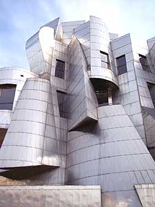 The Weisman Art Museum - photo by Kelly Westhoff