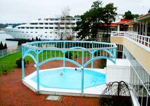 The Hotel Naantali Spa and Resort in Turku