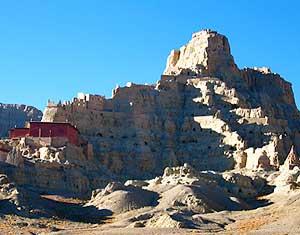 Ruins of Gu-ge