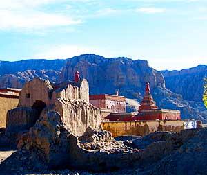 Tholing Monastery