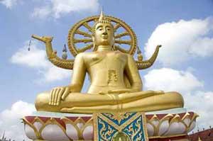 The Big Buddha at Koh Fan