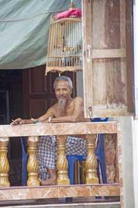 Muslim fisherman