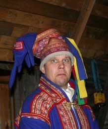 Sammy the Sámi